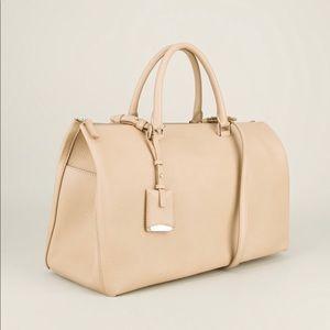 Jil Sander Large Jil Bag  Rare Designer Handbag